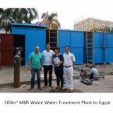 5 10 20 30 50 Tonnen pro Tag kleine Abwasser-Wasseraufbereitungsanlage-für Industrieabfälle