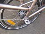 """貨物電気バイクの自転車のEbike 20の""""前部モーター48V350W"""