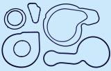NBR/SBR/EPDM/silicona/Viton FKM (Goma) sello mecánico de la junta tórica