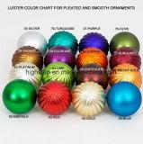 クリスマスのマットの球