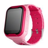 추적자 손목 시계 지능적인 시계가 4G FDD Tdd 통신망에 의하여 GPS