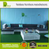 Mobília ao ar livre do Rattan moderno do jardim do pátio