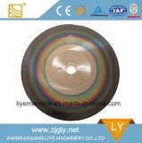 Lame de coupeur ronde d'acier inoxydable d'utilisation Ti-Enduite approuvée de pipe