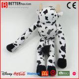 연약한 인형 아이 아이들을%s 포옹에 의하여 채워지는 장난감 견면 벨벳 동물성 암소
