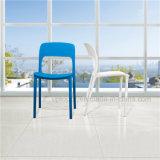 De gros de café en plastique blanc chaise empilable (SP-UC395)
