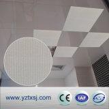 Le plafond de PVC d'impression de type de Morden couvre de tuiles des panneaux de PVC une cannelure