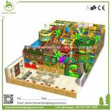 Speelplaats van de Baby van de Spelen van de Jonge geitjes van pvc van de Fabrikant van China de Zachte Commerciële Binnen