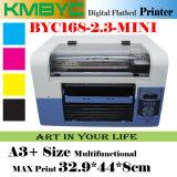 Byc168-2.3 6 matéria têxtil da camisa das cores A3 T e máquina Multi-Function da impressora do alimento