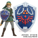 A legenda do protetor 45*55cm Jot1833/Jot1833b de Larp do protetor de Zelda