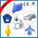 Air chaud utilisé de courroie de PE/PVC soudant la machine imperméable à l'eau de cachetage de couture