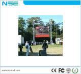 Indicador de diodo emissor de luz video de anúncio interno do arrendamento do indicador de diodo emissor de luz P3.91