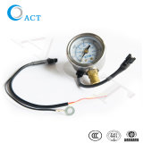 行為CNGの圧力計の圧力計CB08