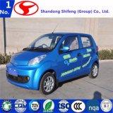 Новая конструированная миниая электрического автомобиля переход