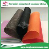 O polipropileno Spunbond Nonwoven Fabric de saco Shoppinig