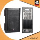 15 Spreker pS-5815lbt van Bluetooth EQ van de FM van de duim de PRO250W USB BR Plastic Actieve