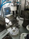 Automatische Gefäß-Pasten-Flüssigkeit-füllendes Dichtungs-Maschinen-Gerät (Plastikgefäß)