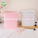 Caja del arroz del lavadero de la cocina del metal
