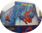 Impresa gonfiabile usata commerciale di rimbalzo dello Spiderman di Guangzhou