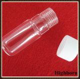 Verre borosilicaté clair tube à essai avec bouchon en PTFE