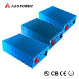 Bateria de lítio recarregável solar da bateria 3.2V 100ah da potência