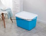 Diseño simple polvo y las cajas de almacenamiento de plástico impermeable