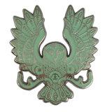 Emblema relativo à promoção personalizado do Pin da chave do coração para o presente (xd-09017)