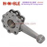 Eje del acero inoxidable para modificado para requisitos particulares