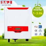 SAJ 3KWの単一フェーズはDCスイッチが付いている太陽インバーターおよび住宅のエネルギー蓄積システムのためのMPPTを格子結ぶ
