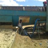 沖積金の採鉱設備の川の金の採鉱設備