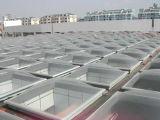 Venta directa de la fábrica tragaluz del policarbonato de 2m m a de 5m m