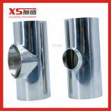 Aço inoxidável sanitárias SS304 t Curto