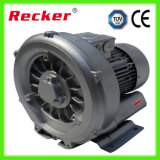 De micro- 0.37kw Elektrische Ventilator van de Lucht voor Materiële Behandeling