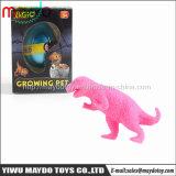 子供のための魔法の工夫の恐竜の卵成長するペットギフトのおもちゃ