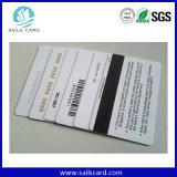 Kombinierte Belüftung-Karte mit RFID Chip + magnetischer Streifen