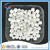 Sfere di ceramica dell'alta allumina come media di sostegno con il soddisfare Al2O3 di 99% da 3mm-100mm