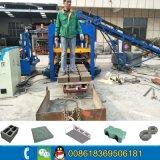 Block-Maschinen-/Höhlung-Block-Ziegelstein-Maschine des Medium-Qt4-18 Hydraform konkrete bewegliche