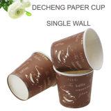 Surtidor de papel disponible al por mayor de la taza de café de 4 onzas