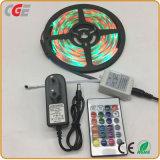 12V SMD 3528 tira flexível corda RGB luz luz luz de férias de melhor preço
