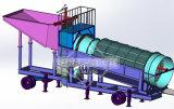 Fluss-Sand-Goldtrommel-Sieb-Bergwerksausrüstung