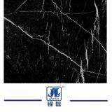 フロアーリングのための中国黒いNero Marquinaの大理石かタイルまたは階段またはカウンタートップまたは台所または浴室または壁または床または平板
