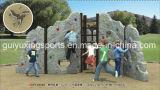 Kind-Spiel-Vergnügungspark-verwendetes im Freienspielplatz-Gerät