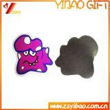 Imán impreso papel de encargo del refrigerador de la insignia para el regalo de la promoción (yb-ds-89)