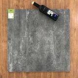 Innenporzellan-Fliese-Fußboden-und Wand-Fliese-hölzerner konkreter Stein (OTA604-COAL)
