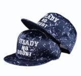 Крышка Snapback бейсбольных кепок шлема крышки спорта плоская пиковая