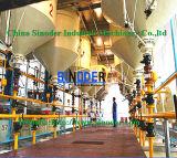 Planta de refinería del aceite de mesa para el petróleo de gérmenes de girasol del petróleo de soja