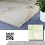 Mattonelle di pavimento lustrate Polished piene di ceramica verdi della porcellana per la decorazione (600X600mmVRP6D008)