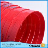 Tira de desgaste vermelha/azul modificada da resina Phenolic