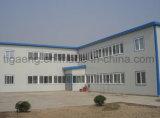 Casa pré-fabricada do edifício conveniente da qualidade superior para o canteiro de obras