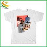 Algodão personalizada 3D T-shirt impressas com um design engraçado