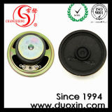 50mm 8ohm 0.25W Waterproof o altifalante Dxyd50n-18f-8A